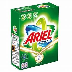 Lessive Pas Cher : lessive en poudre ariel 1 6 kg achat pas cher ~ Premium-room.com Idées de Décoration