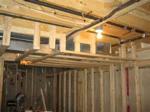 Cheap Bathroom Ideas Makeover Coast Of Araska Basement Ceiling Framing