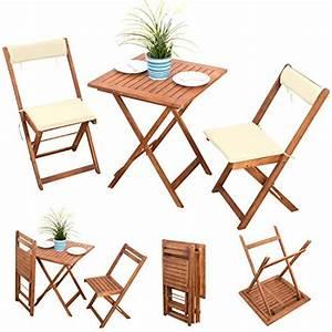 Balkonmöbel Set Holz : 7 tlg balkonset terassen set bistroset balkonm bel gartenstuhl holz gartenm bel akazie ge lt ~ Yasmunasinghe.com Haus und Dekorationen