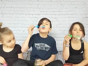 Recette Bulles De Savon : 5 super recettes de savon bulles diy wooloo ~ Melissatoandfro.com Idées de Décoration