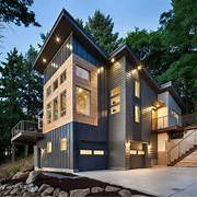 Exterior Options For Metal Buildings by Modern Meets Rustic Revealing A Special Eclectic D Cor