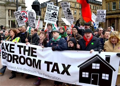 Bedroom Tax Vote Westminster by Socialist Uk Towns And Cities Glasgow