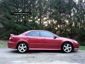 2004 Mazda 6 5 Door V6 Related Infomation Specifications