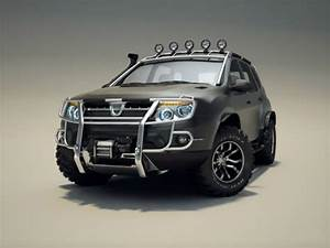Pack Off Road Duster : renault duster dc design drivespark news ~ Maxctalentgroup.com Avis de Voitures