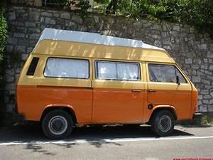 Volkswagen T3 Westfalia : vendo camper vw volkswagen transporter t3 tipo westfalia ~ Nature-et-papiers.com Idées de Décoration