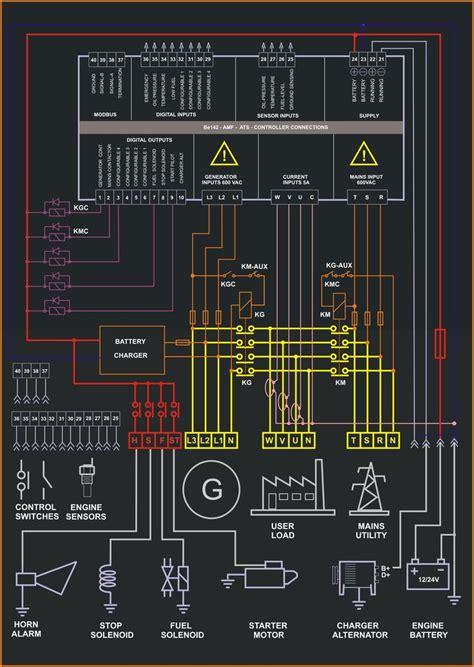 Electrical Panel Board Wiring Diagram Pdf Fresh Awesome