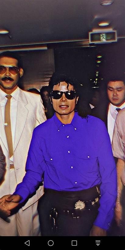 Jackson Michael Bad Era 1988