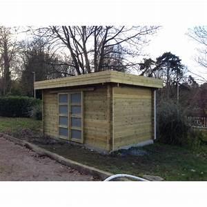 Abri De Jardin Metal 20m2 : abris de jardin toit plat 20m2 interesting abri de jardin ~ Melissatoandfro.com Idées de Décoration
