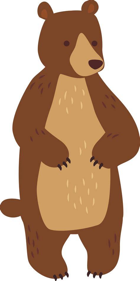 bear cartoon adobe illustrator bear cartoon design png