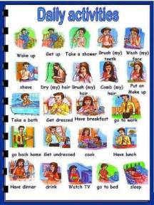Daily Routines Activities for Kids