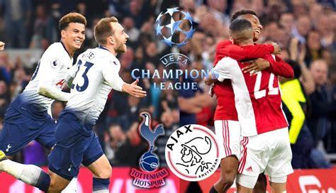 Soi kèo bóng đá Tottenham vs Ajax [02h00 ngày 1/5/2019 ...