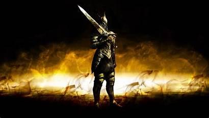 Knight Medieval Dark Souls Sword Wallpapers Fantasy