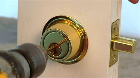 destructable   drill open  standard door lock  vimeo