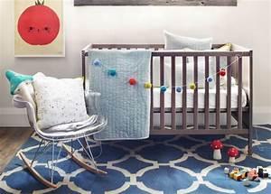 decoration chambre bebe garcon en bleu 36 idees cool With tapis chambre enfant avec trois suisses canapé