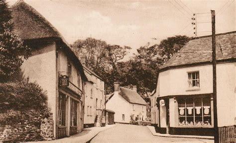 winkleigh devon england vintage images  photographs