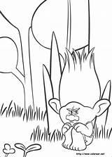 Coloring Trolls Colorear Ramon Para Dibujos Razor Pintar Imprimir Colouring Sheets Dibujar Printable Troll Branch Coloriage Los Poppy Template Imágenes sketch template