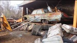 Car Crusher Crushing Cars 5 1964 Impala