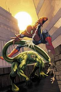 Spider-Man vs Scorpion by Roger Cruz   Spiderman ...
