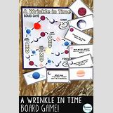 Wrinkle In Time By Madeleine L Engle | 816 x 1248 png 1724kB