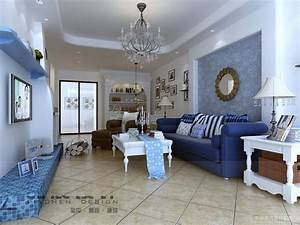 living room living room design ideas from pinchen design With blue and white living room decorating ideas