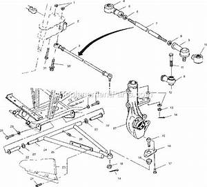 Polaris A00ch50ac Parts List And Diagram