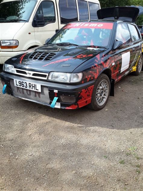 Rally Car For Sale Ebay by Looking For A Nissan Pulsar Gtir 4x4 Rally Car This One