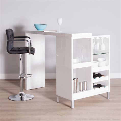 table rangement cuisine table bar cuisine avec rangement maison design bahbe com