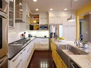 best way to paint kitchen cabinets hgtv pictures ideas With kitchen colors with white cabinets with 0 0 sticker