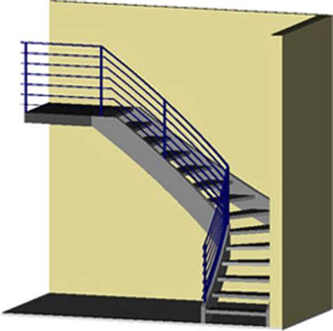 logiciel dessin escalier gratuit logiciel escalier calcul automatique des plans 2d 3d plan escalier m 233 talcad