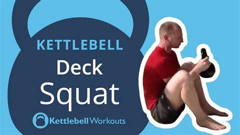 squat deck kettlebell mobility