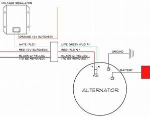 3 Wire Delco Remy 22si Alternator Wiring Diagram Sensordiagrams Enotecaombrerosse It