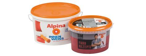 Alpina Innenraum Weiß Test by Test Innenfarben Wand Alpina Farben Alpina Innenweiss