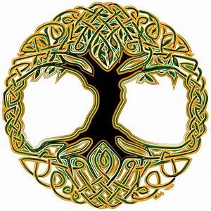 Images For > Celtic Symbols And Meanings Tree Of Life ...