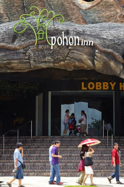pohon inn hotel wisata kota batu malang