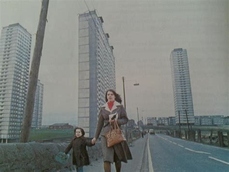 Brutalist Architecture Red Road Flats Glasgow Archi