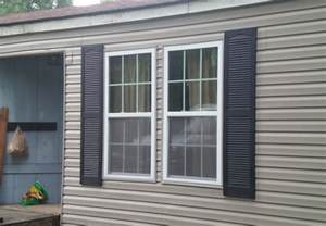 Mobile Home Exterior Metal Siding