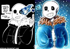 Undertale Sans the Skeleton deviantART