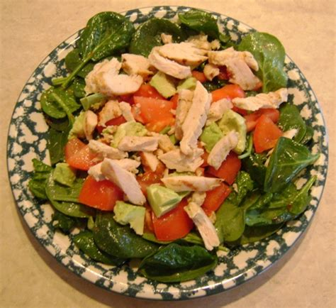 Main Dish Salad Recipes