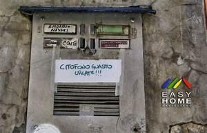 Citofono rotto, chi paga tra proprietario e inquilino? Easy Home Savigliano