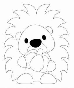 Bastelvorlagen Tiere Zum Ausdrucken : fensterbilder herbst vorlage ausdrucken ausmalen schablone igel kleich suess basteln mit ~ Frokenaadalensverden.com Haus und Dekorationen