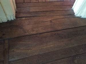 authentic french antique wood oak floor 17th 18th century With authentic antique lumber