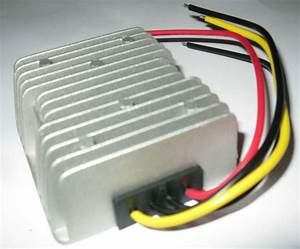 New 10amp Golf Cart Voltage Reducer 36volt To12volt Ezgo