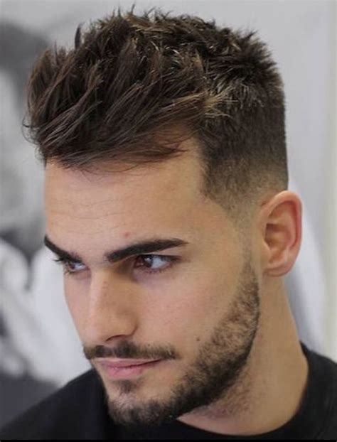 mens haircut   bentalasaloncom