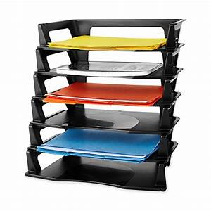 awardpedia rubbermaid regeneration plastic letter tray 6 With plastic letter tray 6 pack