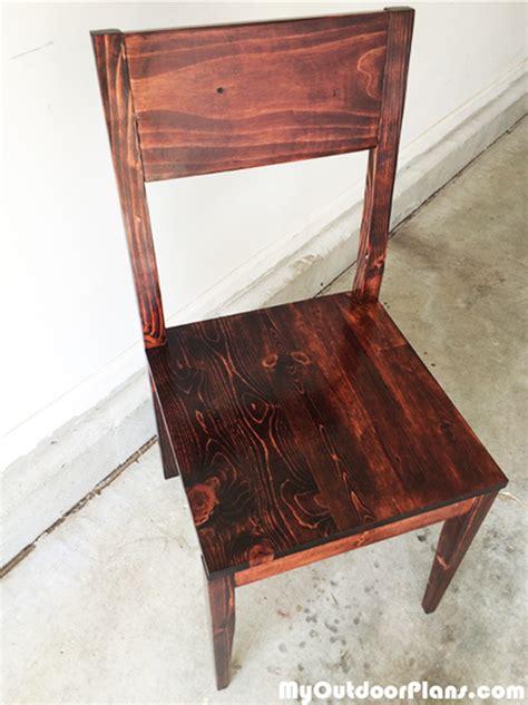 diy kitchen chair myoutdoorplans  woodworking