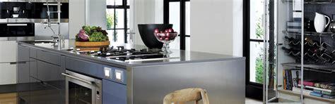 cuisine semi professionnelle une cuisine à l 39 esprit semi professionnelle minos blanc