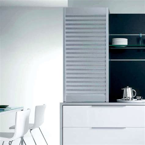 roller shutter cabinets for kitchen hafele aluminum roller shutters box milano with free