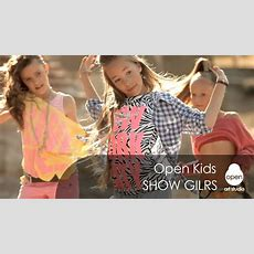 Open Kids  Show Girls (official Video) Youtube