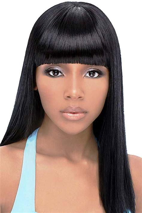 beautiful black hairstyles  bangs