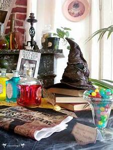 Deco Harry Potter Anniversaire : 61 meilleures images du tableau anniversaire harry potter hogwarts harry potter birthday et ~ Melissatoandfro.com Idées de Décoration
